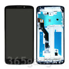 LCD Display Touch Screen Digitizer Frame For Motorola Moto G6 Play XT1922 9