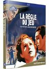 The rule of the game Film Jean Renoir BLU RAY NEW BLISTER PACK