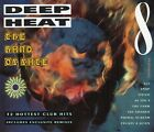 Deep Heat 8 - The Hand Of Fate - Various Artists (CD 1990) Original CD