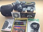 Nikon D40x 10.2MP Digital SLR Camera with 18-55 mm Lens (boxed excellent cond)