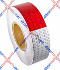 Conspicuity Tape Dot-c2 Reflective Tape 2x150 Feet Commercial Roll Redwhite
