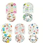 Children Cotton Beanie Cap Set Baby Girl Colorful Printed Collar Scarf And Hat