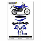 2000-2012 YAMAHA TTR 250 Graphics Kit  Seat Cover