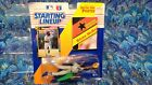 1992 ROOKIE STARTING LINEUP - SLU - MLB - Brian McRae  - ROYALS NEW
