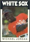 MICHAEL JORDAN (1986 Topps) ACEO Art Rookie Card RC ~Chicago WHITE SOX