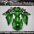Fairing Kit Fit for Kawasaki Ninja ZX14R ZX-14R ZZR1400 2012-2019 Green Bodywork