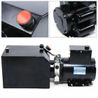 Auto Car Lift Hydraulic Power Unit Hydraulic Pump 220V Vehicle Hoist Adjustable