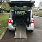 Fiat Multipla UPFRONT Wheelchair accessible disabled ramp access mobility wav