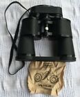 Sears Extra Wide Angle BINOCULARS 10X50mm Japan w Carrying Case 47325310