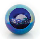 Goodnight Moon Celestial Series Paperweight by Glass Eye Studio Made USA 2231PWC