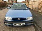 95 VW Vento 20 GL GTi 8v engine 5 Spd FSH 1 Owner 1997 Sunroof Aircon 3 Keys