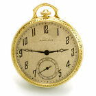 Vintage Grade 912 Hamilton Pocket Watch CA1928