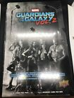 Marvel Guardians of the Galaxy Vol. 2 Factory Sealed Hobby Box Upper Deck 2017