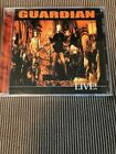 GUARDIAN (Stryper) - Live! - 12 song CD includes U2 cover