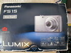 Panasonic LUMIX DMC-FS15 12.1MP Digital Camera 8GB sd card boxed