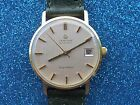 VINTAGE CERTINA AUTOMATIC BLUE RIBBON 14K SOLID GOLD CAL.25-651 REF.5809 164