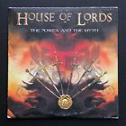HOUSE OF LORDS - The Power and the Myth (CD, CARDSLEEVE, JAMES CHRISTIAN, RARE)