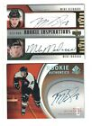MIKE RICHARDS & MIKE MODANO 2005 UPPER DECK ROOKIE UPDATE DUEL AUTOGRAPH & OTHER