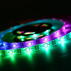 WS2812B 5050 RGB LED Strip 2M 150 300 Leds 144 60LED/M Individual Addressable~WR