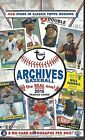 2015 TOPPS ARCHIVES BASEBALL FACTORY SEALED HOBBY BOX