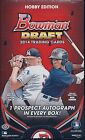 2014 BOWMAN DRAFT PICKS AND PROSPECTS BASEBALL HOBBY BOX FACT SEALED