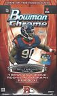2014 BOWMAN CHROME FOOTBALL FACTORY SEALED HOBBY BOX