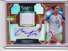 2017-18 Panini Select Soccer Cards 11