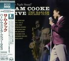 SAM COOKE One Night Stand! At The Harlem Square Clu JAPAN CD SICP-30031 2013 NEW