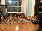 Fontanini Heirloom Nativity set 27 pieces Excellent Condition 54512BX 5 Figures