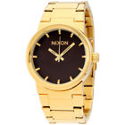 Nixon Cannon Black Dial Stainless Steel Men's Watch A16051000