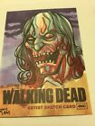 2011 Cryptozoic The Walking Dead Trading Cards 28