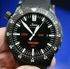 SINN UX GSG9 HYDRO BLACK With Full KIT Ppwk. Incredible condition Accurate WOW