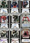 07-08 O-Pee-Chee Premier Stitchings Auto Martin Brodeur 15