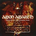 AMON AMARTH Hymns To The Rising Sun JAPAN CD MBCY-1130 2010 OBI
