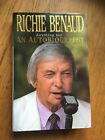 Richie Benaud Anything But An Autobiography Signed first edition