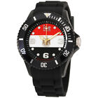 Ice World Egypt Edition Multi-Color Dial Silicone Strap Unisex Watch WO.EG.B.S.1