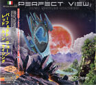 PERFECT VIEW - Red Moon Rising +1/ New OBI Japan CD 2014 / Hard Rock Italy