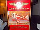 New WINGS OF TEXACO #5 In Series 1930 TRAVEL AIR