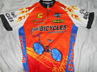 JIMS BICYCLES DEERFIELD BEACH FLORIDA CANNONDALE CYCLING JERSEY SIZE L SUPER