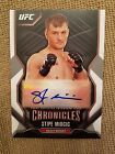 2015 Topps UFC Chronicles Trading Cards - Review Added 11