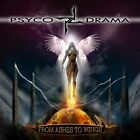 PSYCO DRAMA - From Ashes to Wings / New CD 2015 / U.S. Prog Power Metal