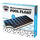 Giant Ice Cream Sandwich Inflatable Pool Raft Float Big Mouth Toys New