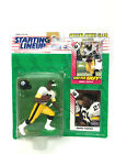 1993 Starting Lineup Barry Foster Football Action Figure w/special series card