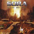 SORA - Desire and Truth / New CD 2010 / Hard Rock Guitarist