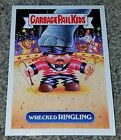 2017 Topps Garbage Pail Kids Network Spews Trading Cards - Updated 7