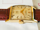Vintage 1949 Longines Solid 14K Yellow Gold men's watch