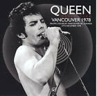 QUEEN RARE LIVE 2 CD VANCOUVER CANADA 1978 LTD.JAPAN CD