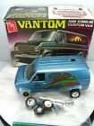 VANTOM CUSTOM FORD ECONOLINE VAN Model Car Kit Parts AMT Diorama JUNKYARD