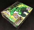 2003 UPPER DECK HULK FILM AND COMIC Factory Sealed BOX, 24 packs 5 cards