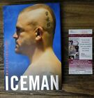Chuck Liddell Cards, Rookie Cards and Autographed Memorabilia Guide 37